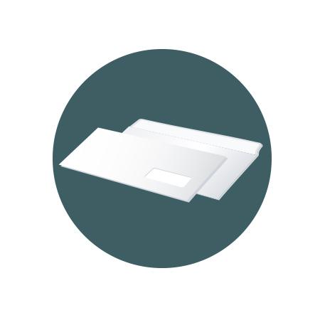 Impresión de sobres y bolsas