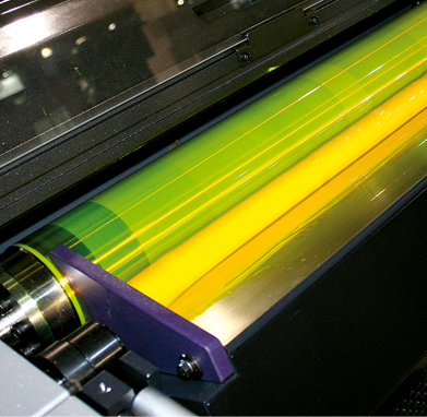 Bloque impresión verde 1